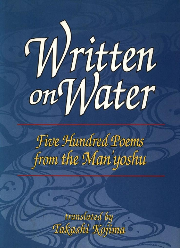 Written on Water als eBook Download von Takashi...