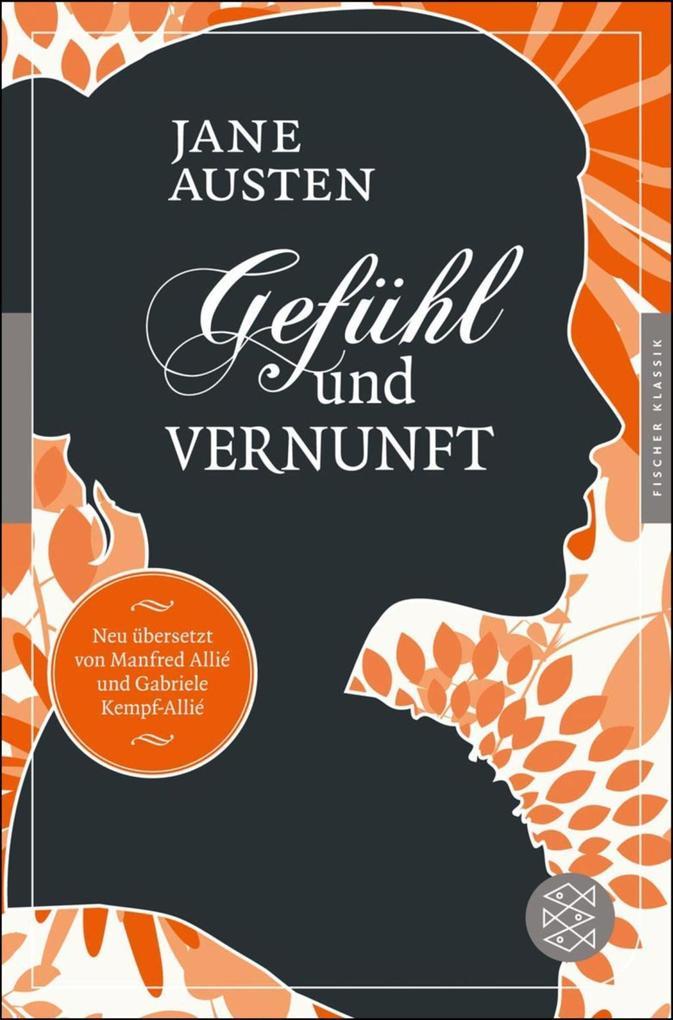 Gefühl und Vernunft als Buch von Jane Austen
