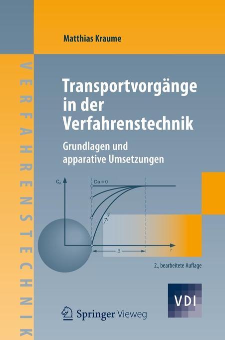 Transportvorgänge in der Verfahrenstechnik als ...