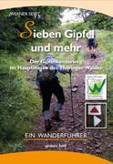 Der Gipfelwanderweg im Hauptmassiv des Thüringer Waldes