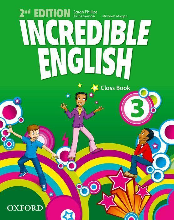 Incredible English 3: Class Book als Buch von