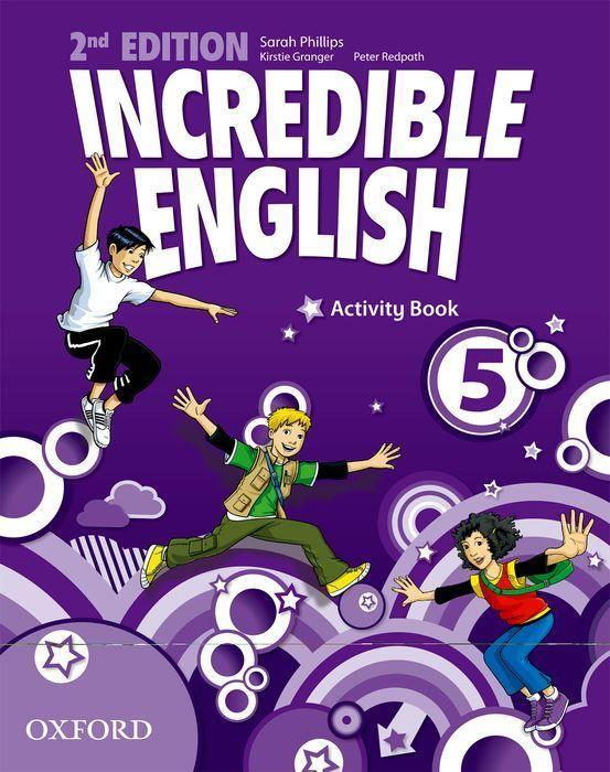 Incredible English 5: Activity Book als Buch von