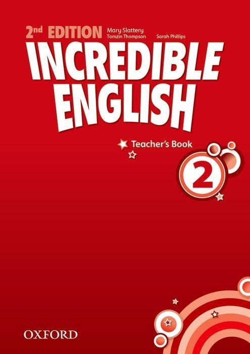 Incredible English 2: Teachers Book als Buch von