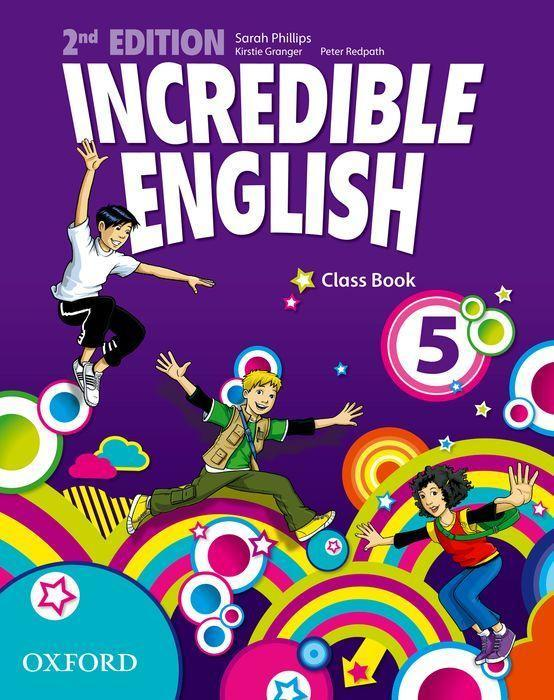 Incredible English 5: Class Book als Buch von