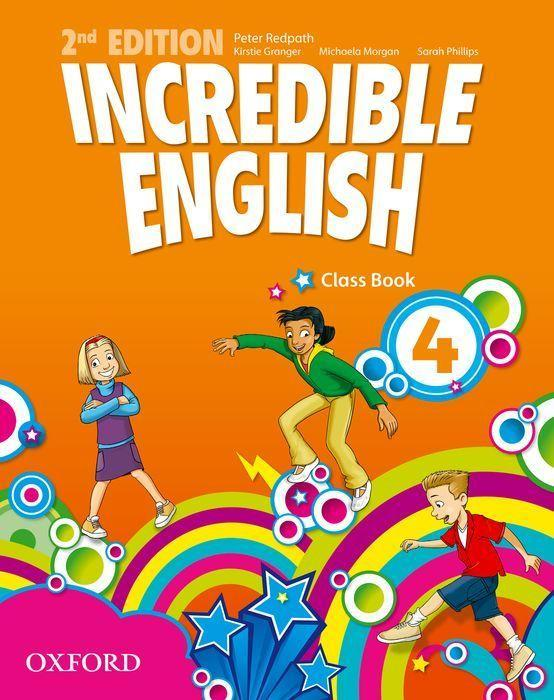 Incredible English 4: Class Book als Buch von