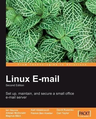 Linux Email Second Edition als eBook Download v...