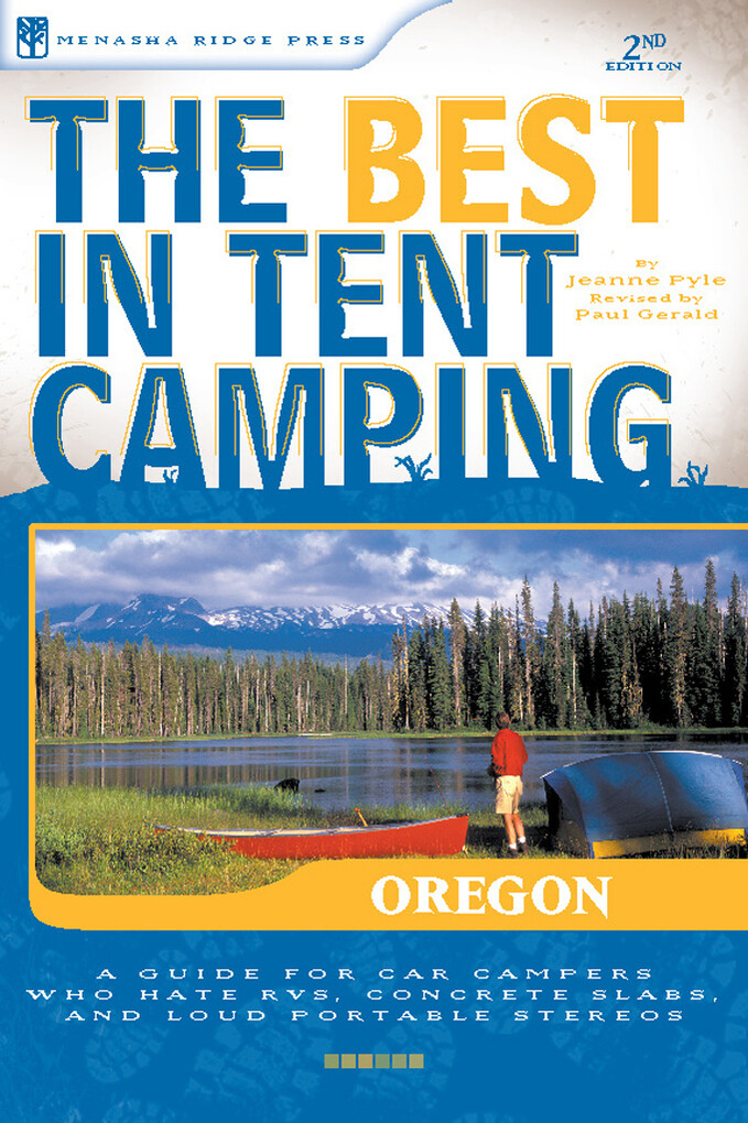 The Best in Tent Camping: Oregon als eBook Down...
