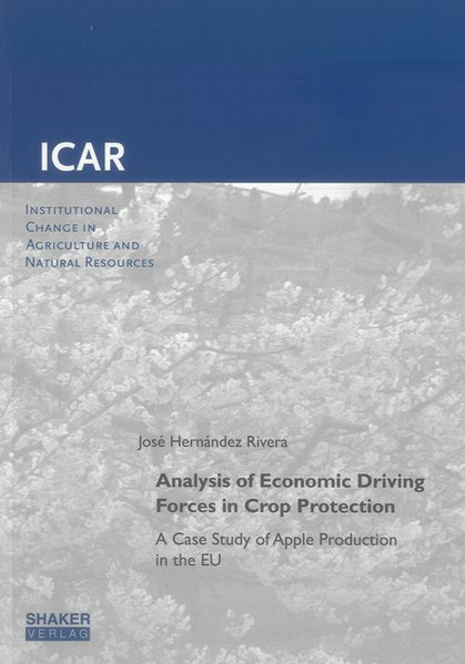Analysis of Economic Driving Forces in Crop Pro...