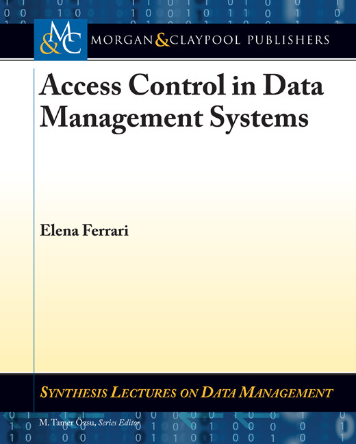 Access Control in Data Management Systems als e...