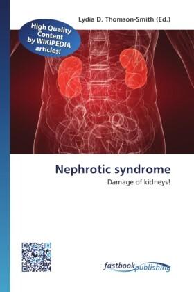 Nephrotic syndrome als Buch von