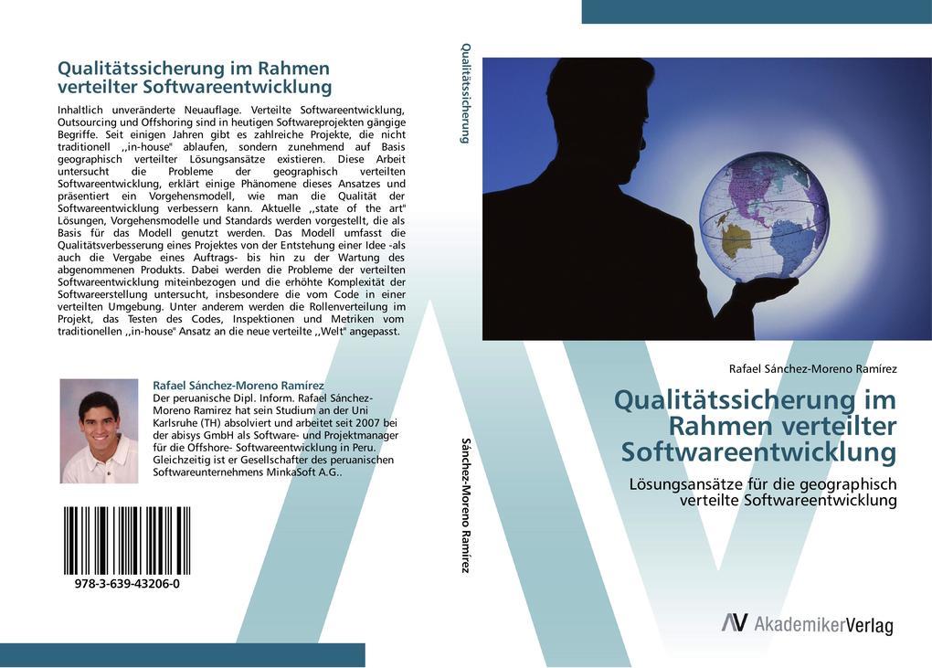 Qualitätssicherung im Rahmen verteilter Softwar...