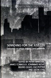 Searching for the Just City als eBook Download von