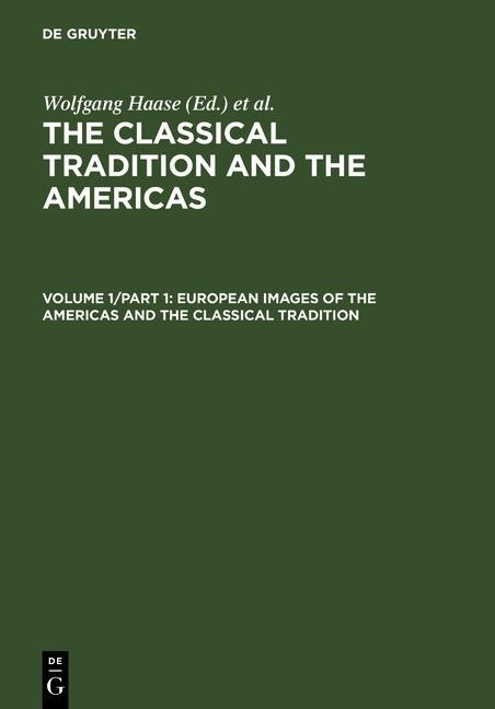 European Images of the Americas and the Classic...