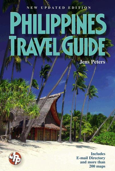 Philippines Travel Guide als Buch von Jens Peters