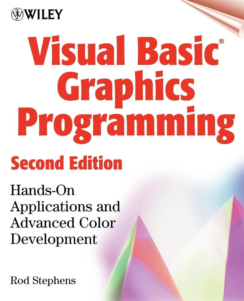 Visual Basic Graphics Programming w/WS als Buch...
