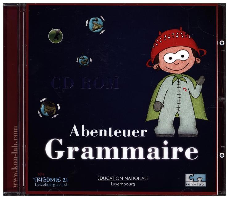 Abenteuer Grammaire 3