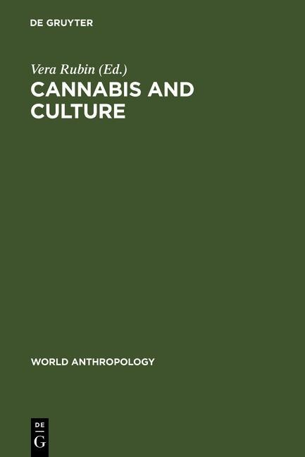 Cannabis and Culture als eBook Download von