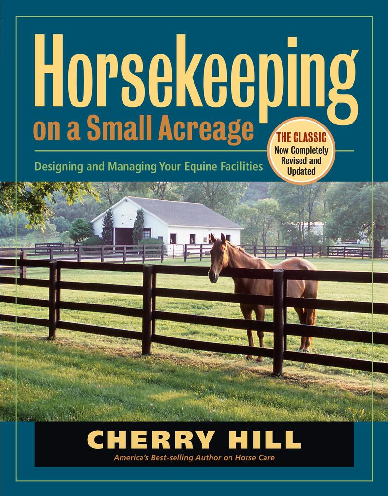 Horsekeeping on a Small Acreage als eBook Downl...