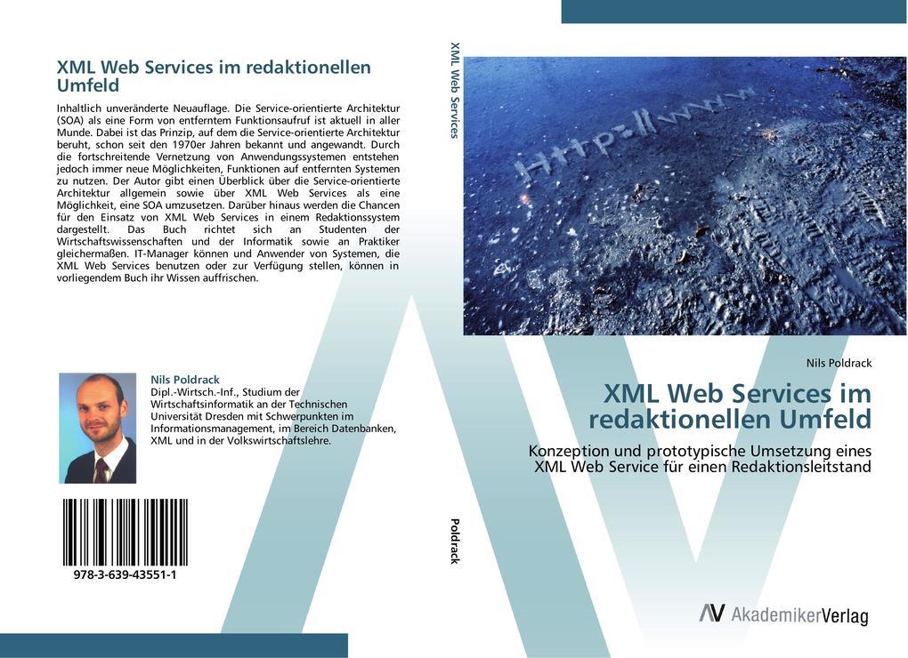 XML Web Services im redaktionellen Umfeld als B...