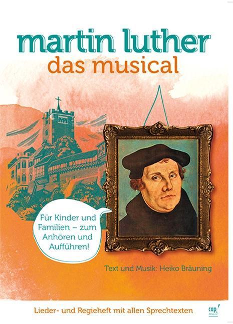 Martin Luther als Buch von Heiko Bräuning