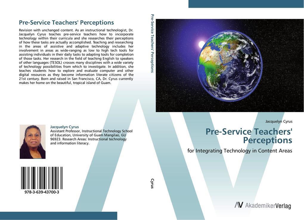 Pre-Service Teachers´ Perceptions als Buch von ...