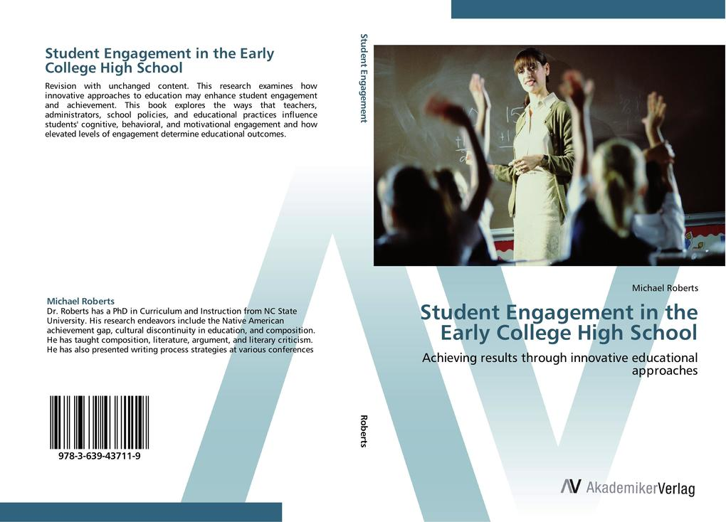 Student Engagement in the Early College High Sc...