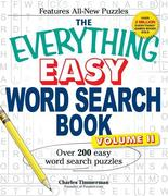 The Everything Easy Word Search Book, Volume II