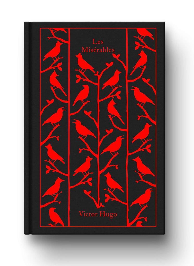 Les Miserables als Buch von Victor Hugo