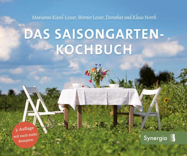 Das Saisongarten-Kochbuch als Buch von Marianne...