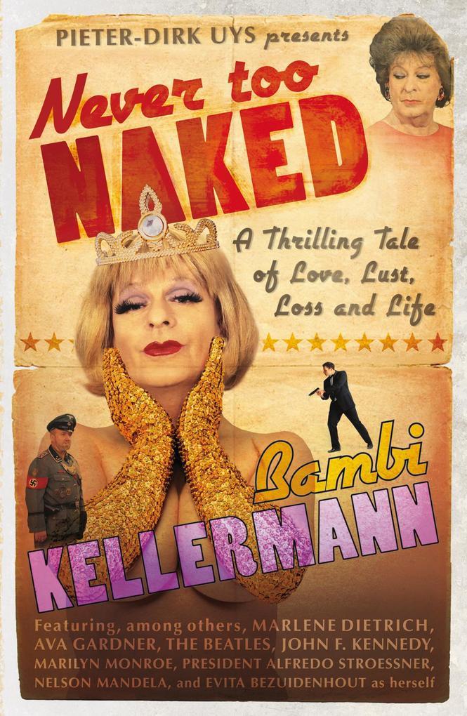 Never too Naked als eBook Download von Bambi Ke...