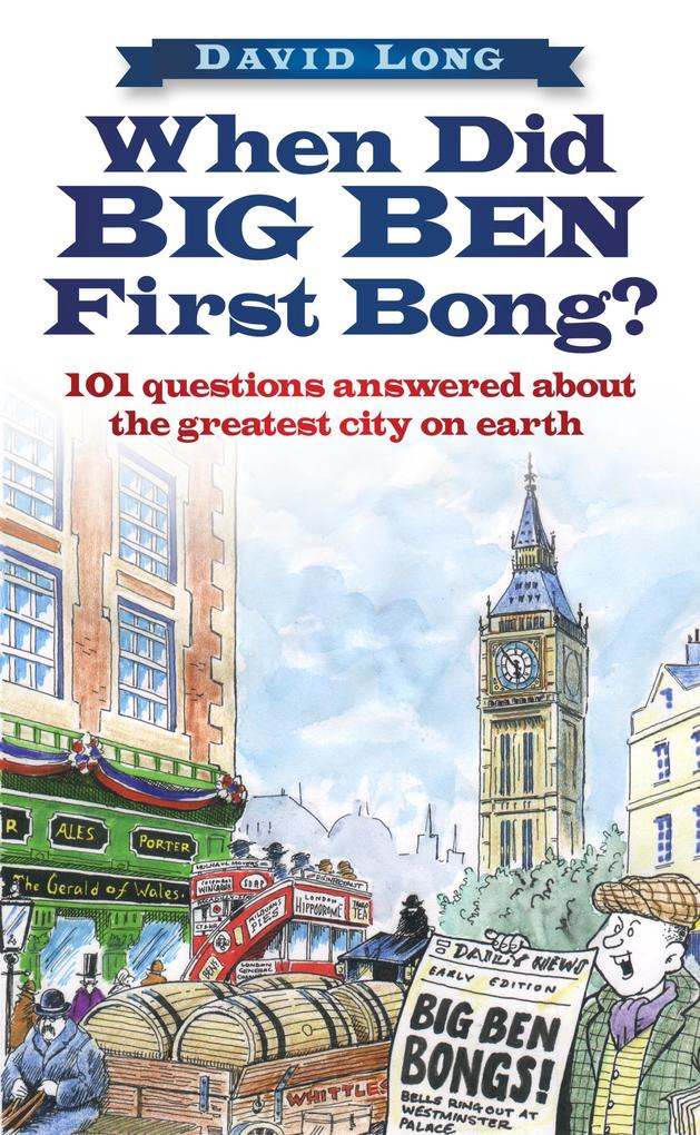 When Did Big Ben First Bong? als eBook Download...
