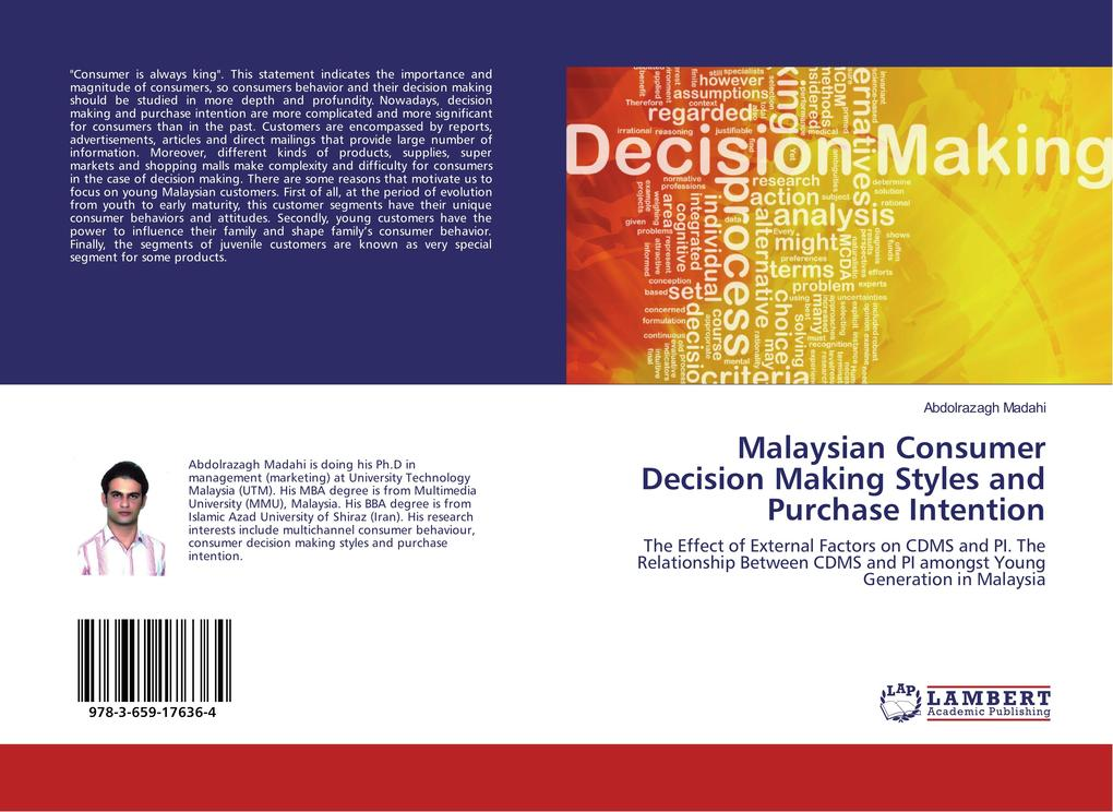 Malaysian Consumer Decision Making Styles and P...