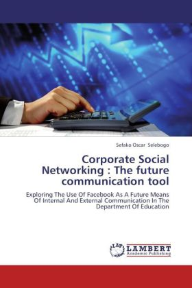 Corporate Social Networking : The future commun...
