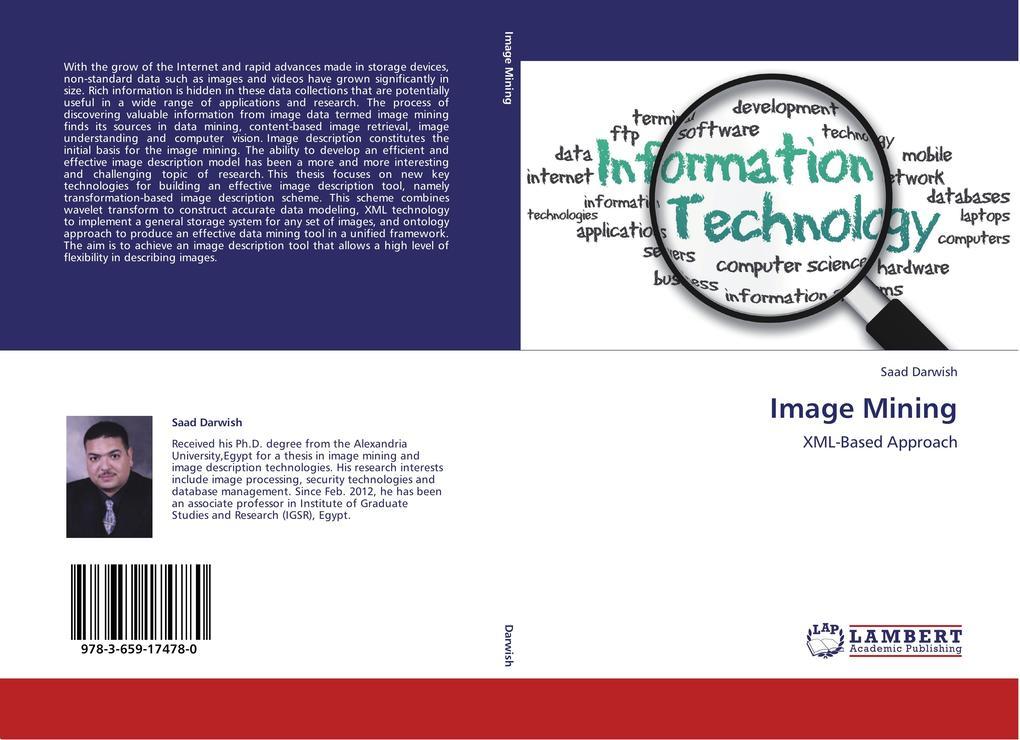 Image Mining als Buch von Saad Darwish