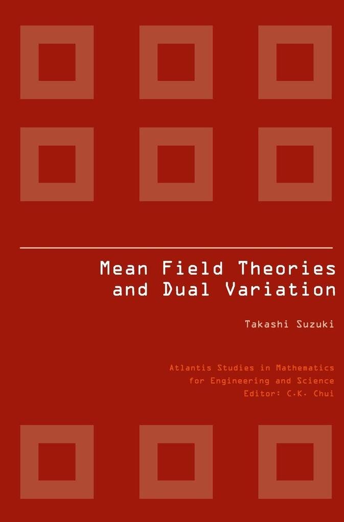 MEAN FIELD THEORIES AND DUAL VARIATION als eBoo...