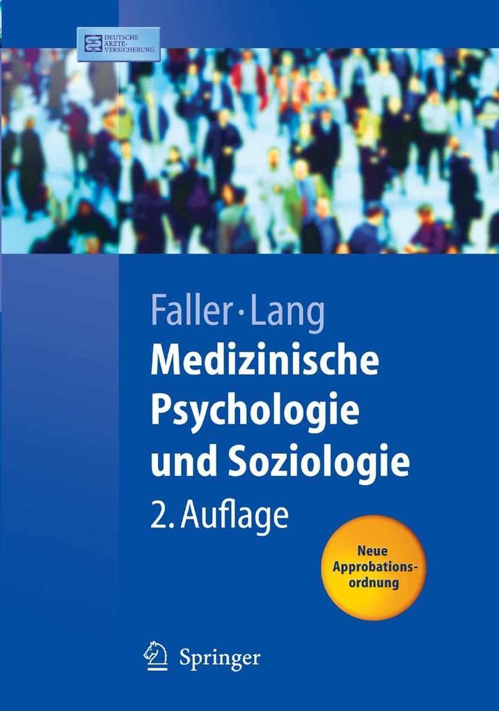 Medizinische Psychologie und Soziologie als eBo...