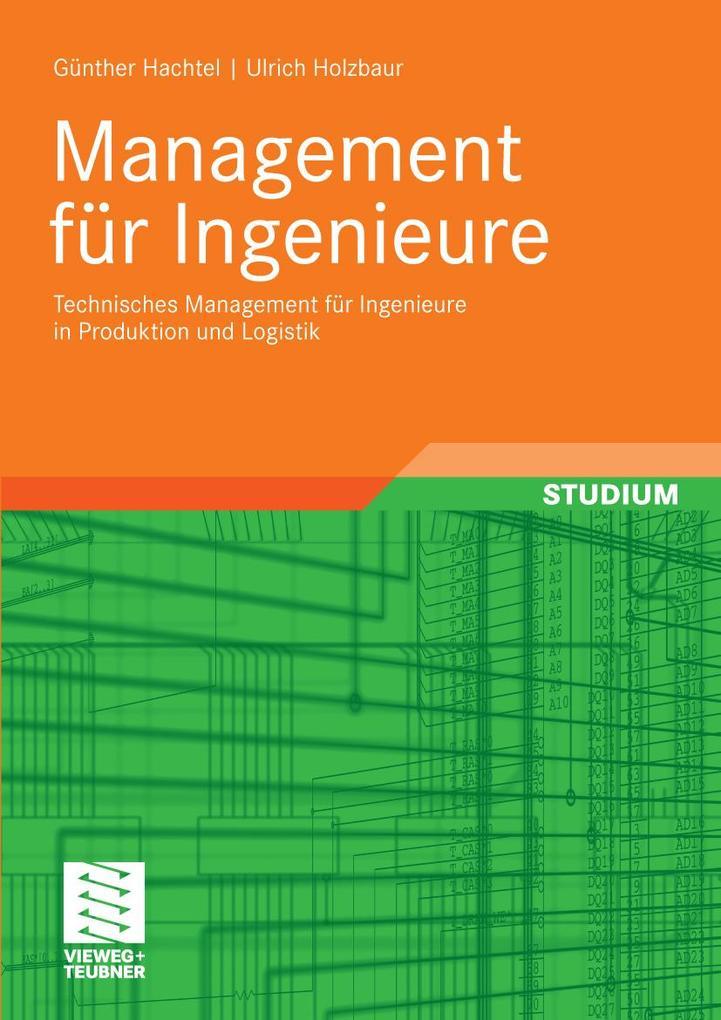 Management für Ingenieure als eBook Download vo...