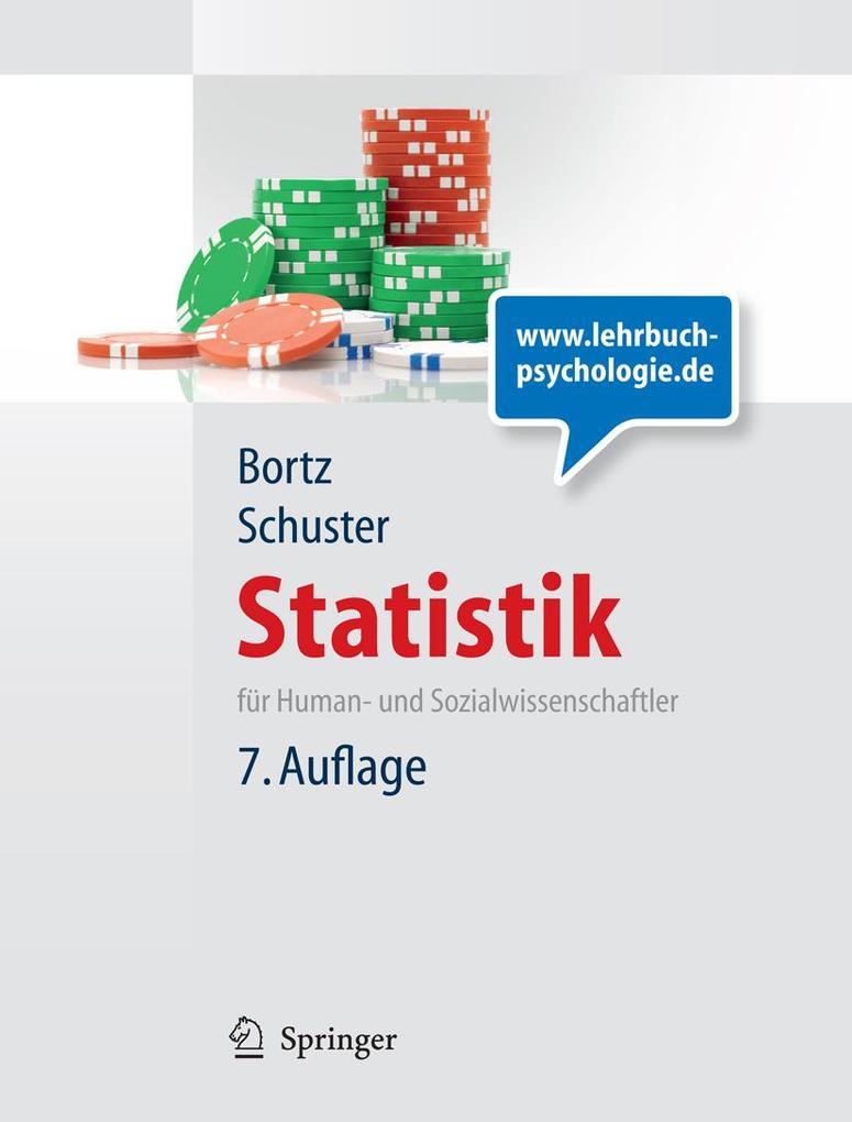 Statistik für Human- und Sozialwissenschaftler als eBook