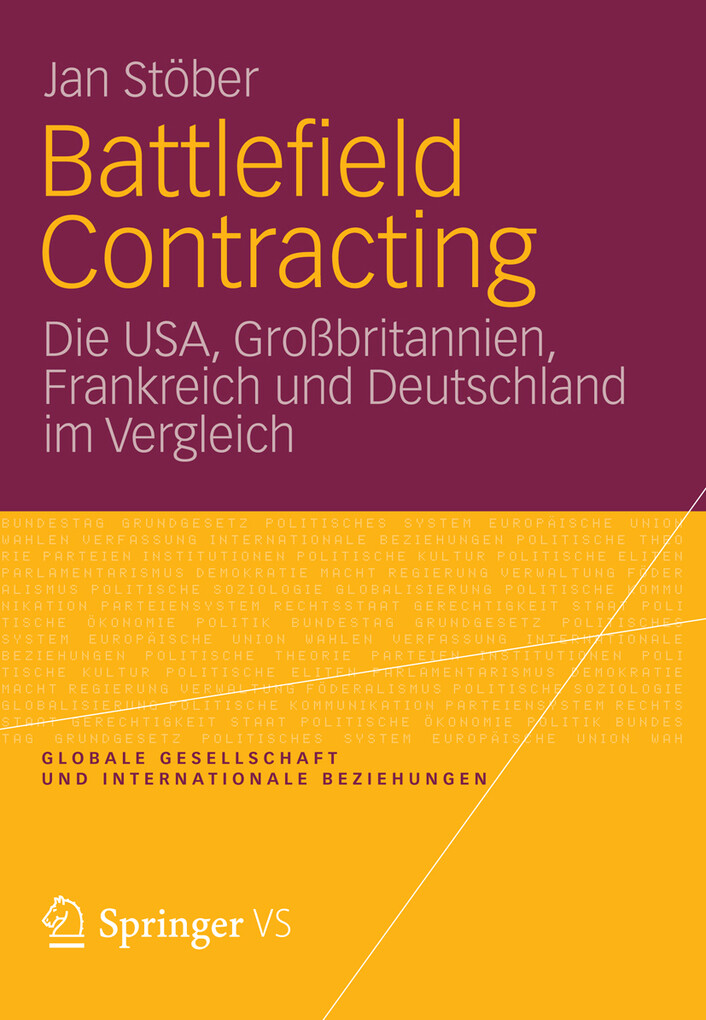 Battlefield Contracting als eBook Download von ...