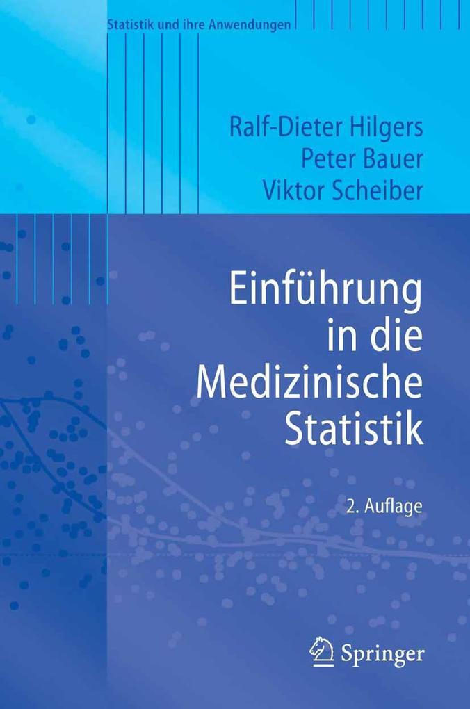 Einführung in die Medizinische Statistik als eBook pdf