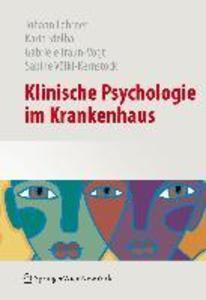Klinische Psychologie im Krankenhaus als eBook ...