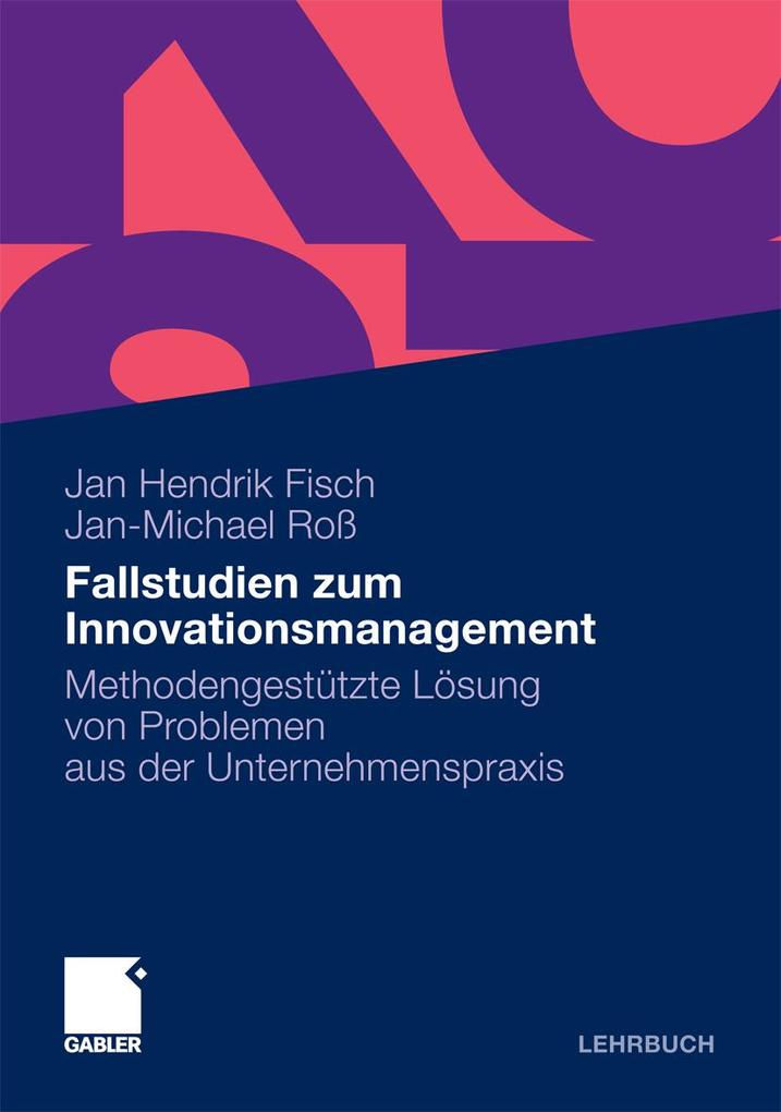 Fallstudien zum Innovationsmanagement als eBook...