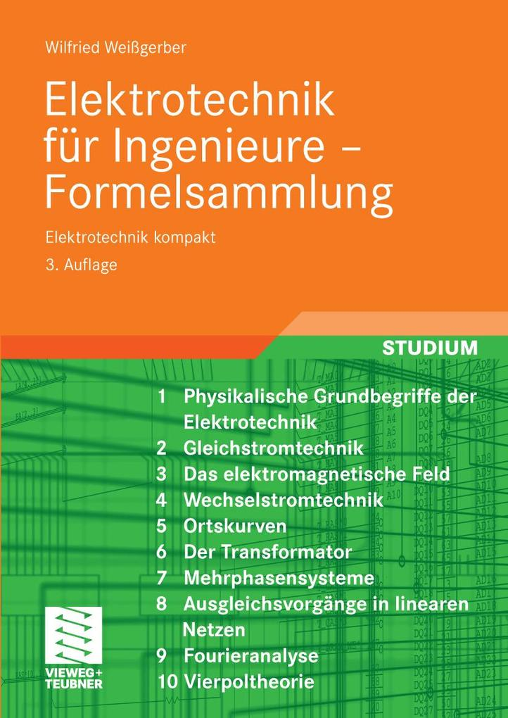 Elektrotechnik für Ingenieure - Formelsammlung ...
