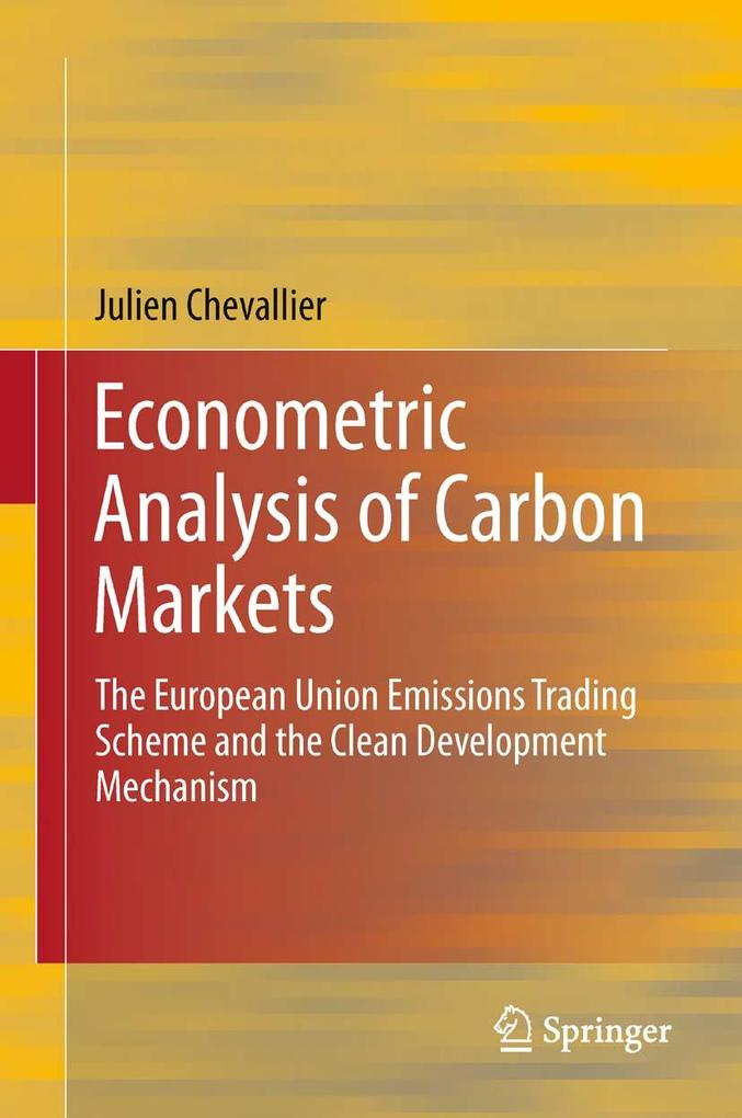 Econometric Analysis of Carbon Markets als eBoo...
