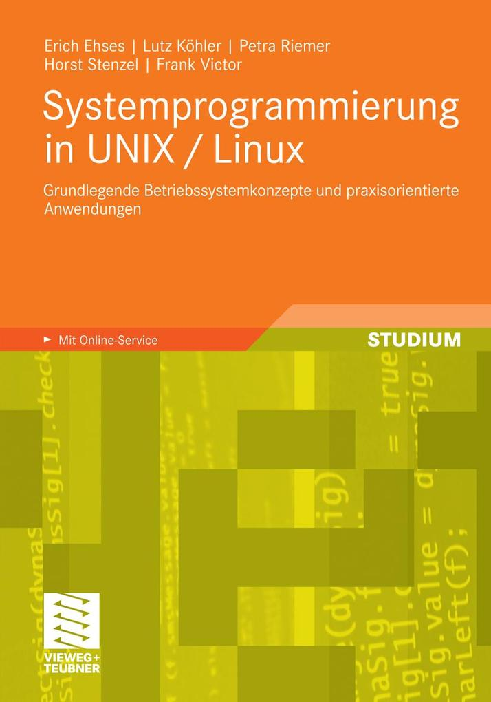 Systemprogrammierung in UNIX / Linux als eBook ...