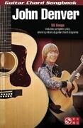 John Denver Guitar Chord Songbook