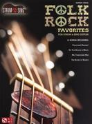 Folk Rock Favorites: Guitar/Vocal