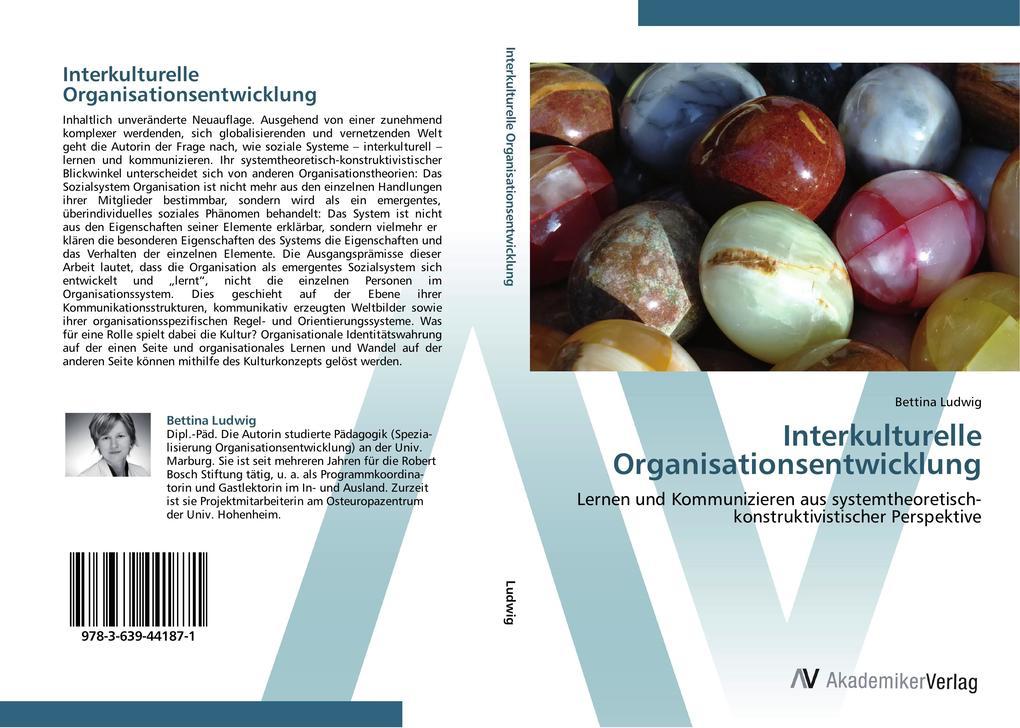 Interkulturelle Organisationsentwicklung als Bu...