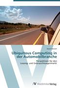 Ubiquitous Computing in der Automobilbranche