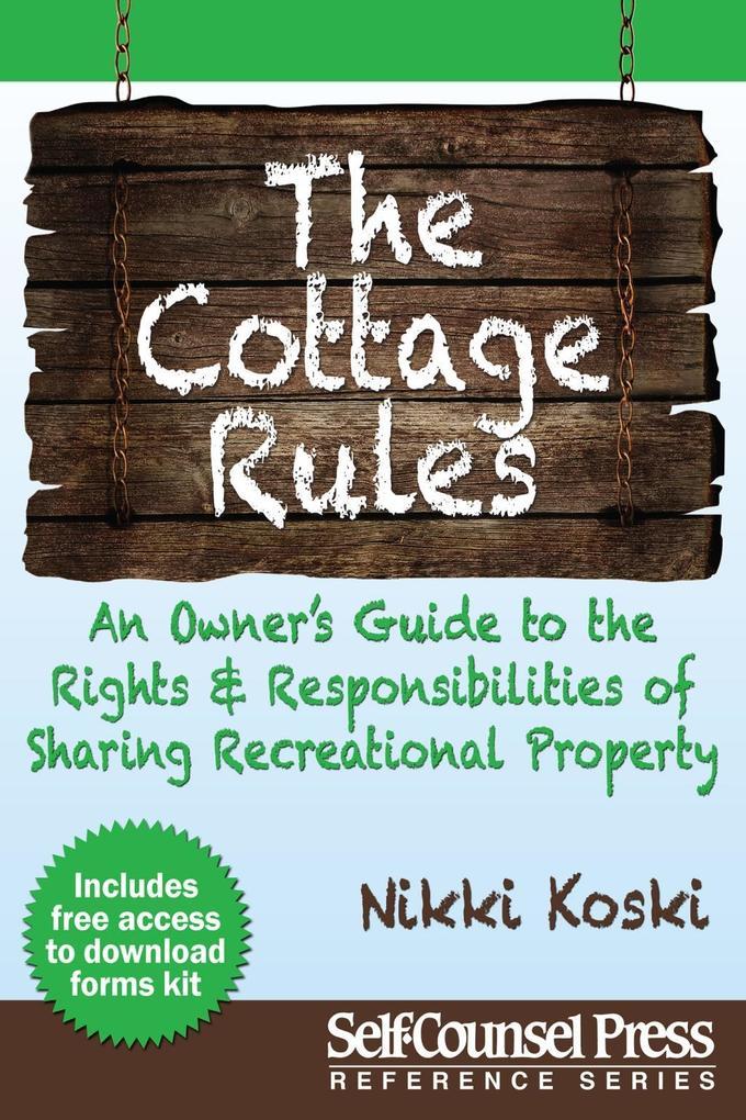 Cottage Rules als eBook Download von Nikki Koski